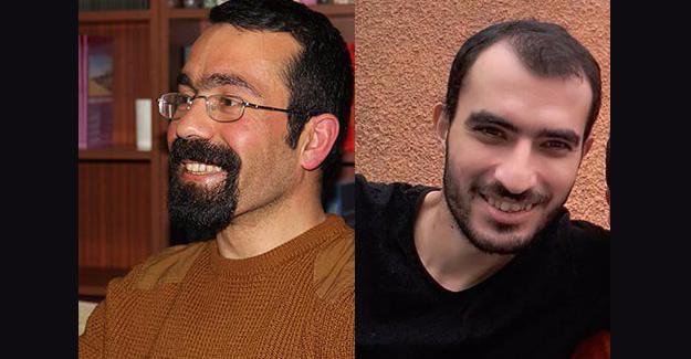 Gazeteciler Deniz Bakır ve Rıdvan Coşkun gözaltında