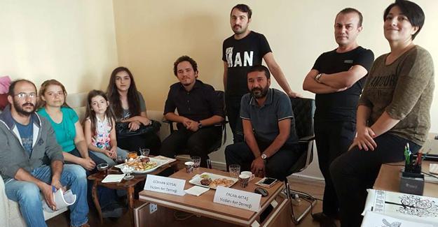Genç Kahramanlar Maraş'ta vicdani ret atölyesi düzenledi