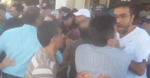 Hakkari ve Batman'da kayyum protestosu: 4 kişi gözaltına alındı