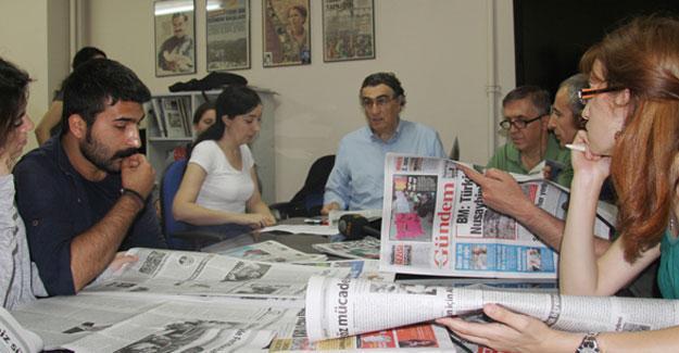 """""""Kürt gazetecileri ne kadar özgürse Türk gazetecileri de o kadar özgür olur"""""""