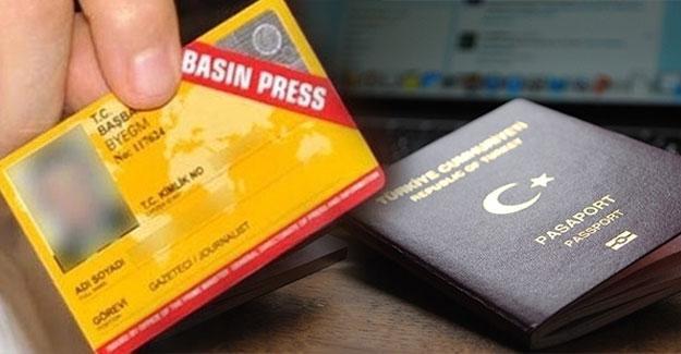 HDP'den, İçişleri Bakanı'na: Gazetecilerin pasaportları neden iptal edildi?