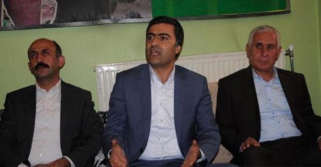 HDP'li Zeydan: AKP kendi ayağına kurşun sıkmıştır