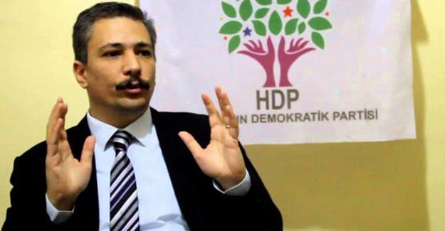 HDP'den Alp Altınörs açıklaması