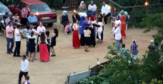 Mersin'de de sokak düğünleri yasaklandı