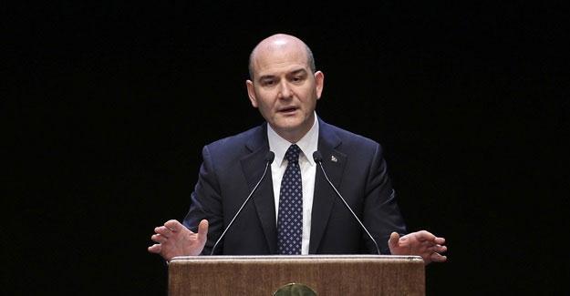 İçişleri Bakanı'ndan Kürtçe tabela açıklaması