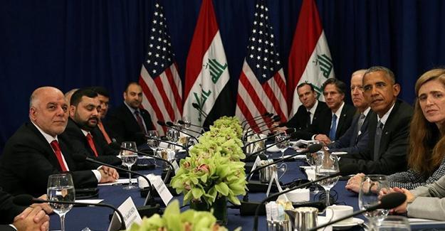 Irak Başbakanı: Türkiye, IŞİD'e karşı savaşta ciddiyse güçlerini Irak'tan çekmeli