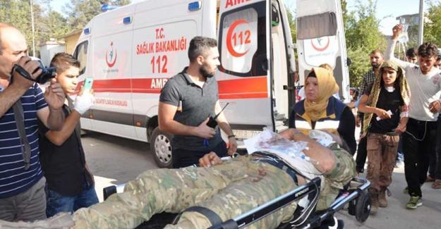 IŞİD'in bombalı araçla saldırısında 5 ÖSO üyesi öldü, 12'si yaralı