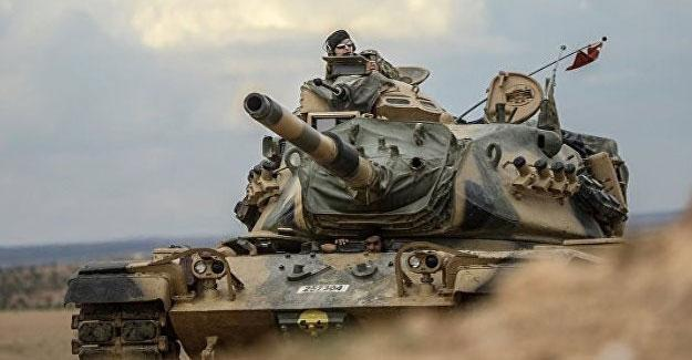 IŞİD, TSK tankını vurdu: Üç asker hayatını kaybetti