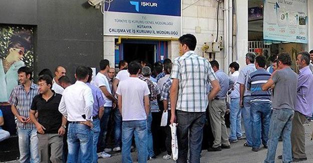 İşsizlik Haziran'da yüzde 10,2'ye yükseldi