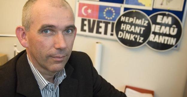 Joost Lagendijk'ın Türkiye'ye girişine izin verilmedi