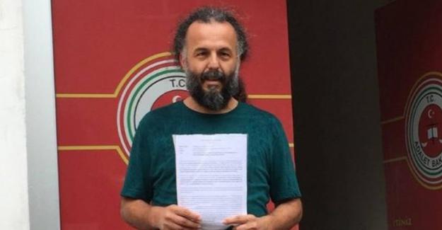 'Kafa kopartan' Trabzon valisini şikayet eden ve gerekçesiz gözaltına alınan yurttaş serbest