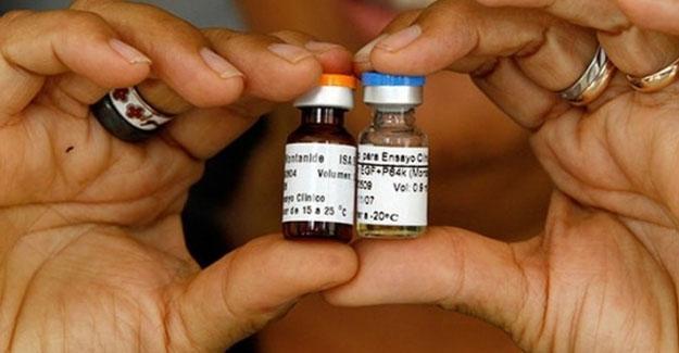 Küba'da tümörü engelleyen kanser aşısı ücretsiz dağıtıldı