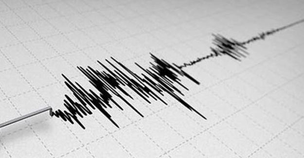 Manisa'da 5 büyüklüğünde deprem