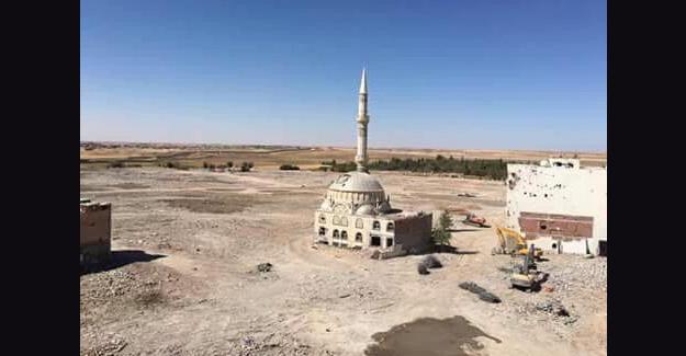 Nusaybin 'Kanika'da yıkımın boyutu