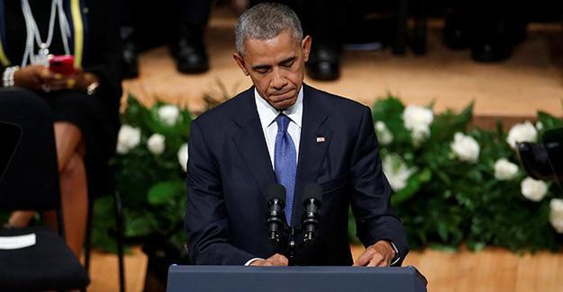 Obama'ya göre kendi döneminde dünyada şiddet azalmış!