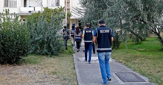Petkim'e polis baskını: 13 kişi gözaltına alındı