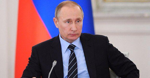 Putin'den Türkiye'nin Cerablus harekatına ilişkin açıklama