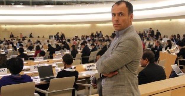 Sarıyıldız BM'de konuştu: Cizre'de yakılanlar adına buradayım