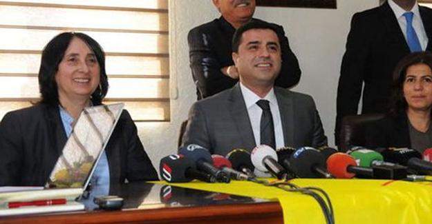 Selahattin Demirtaş ve Nursel Aydoğan ifadeye çağrıldı