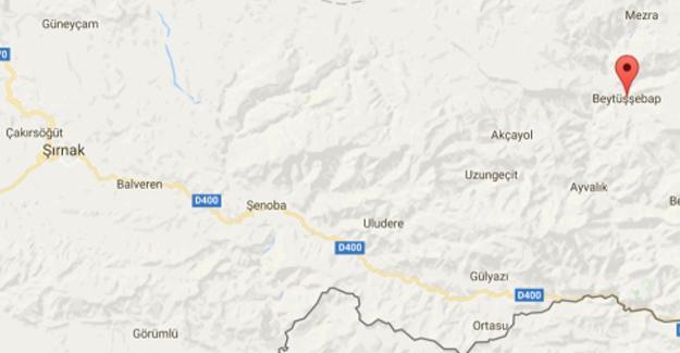 Şırnak'ta 14 bölge 'Geçici Güvenlik Bölgesi' ilan edildi