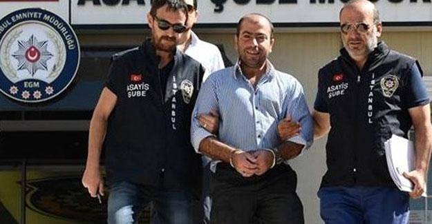Şort giyen kadını darp eden Çakıroğlu yeniden gözaltında