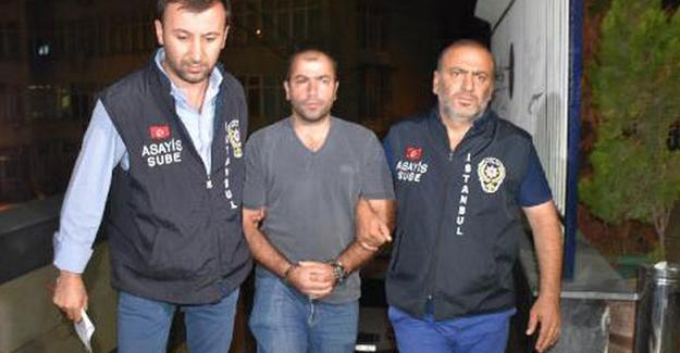 Ayşegül Terzi'yi darp eden Abdullah Çakıroğlu tutuklandı