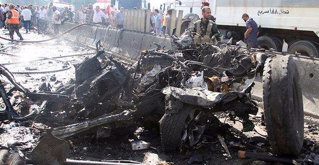 Suriye'deki eş zamanlı saldırıları IŞİD üstlendi
