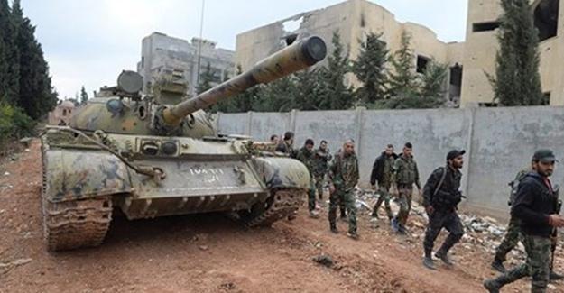 Suriye Ordusu El-Bab'a operasyona hazırlanıyor