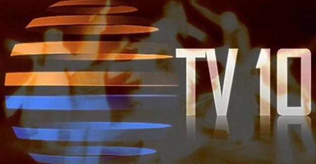 TV10'a polis baskını