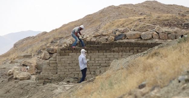 Urartuların 2800 yıllık kanalizasyon sistemi