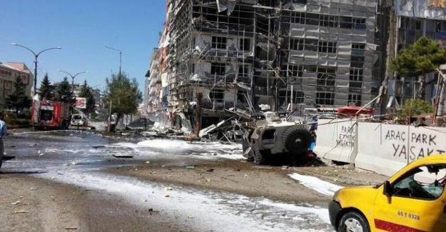 Van'daki saldırıyı PKK üstlendi