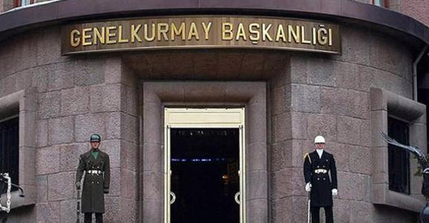 109 askeri hakim TSK'den ihraç edildi