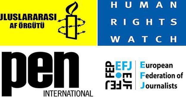 26 uluslararası kuruluştan çağrı: OHAL kaldırılsın