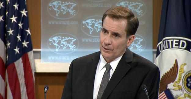 ABD'den TSK'nın PYD hedeflerini vurmasına ilişkin açıklama