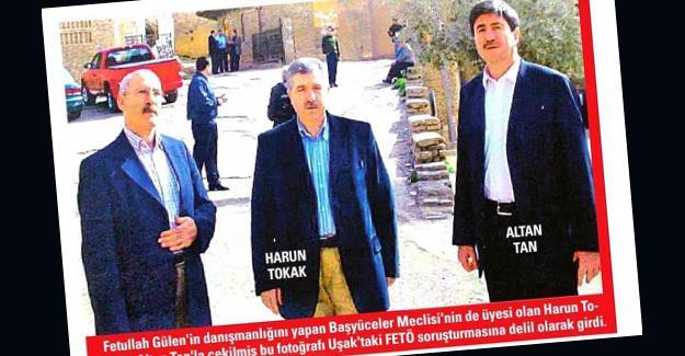 Altan Tan Akşam Gazetesi ve Ethem Sancak'la dalga geçti
