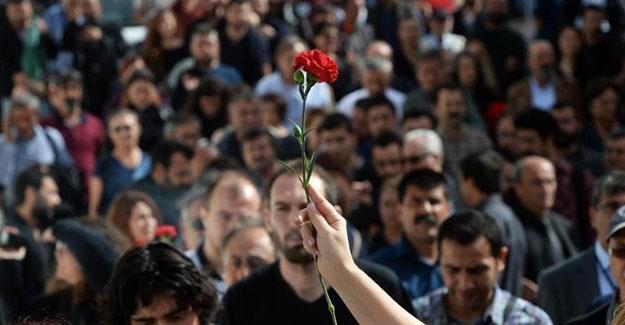 Ankara Katliamı anmasına saldırı: Çok sayıda gözaltı var
