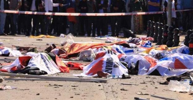 Ankara Katliamı raporu: Saldırının failleri beş ayrı bombalı eylem planlamış