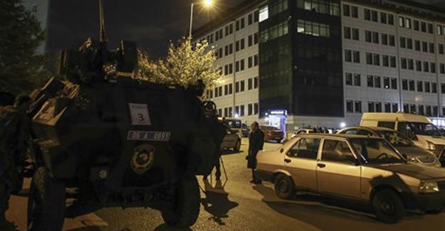 Ankara'da çatışma: Bir IŞİD'li öldürüldü