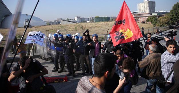 Ankara'da polis saldırısında gözaltına alınan 72 kişi serbest bırakıldı