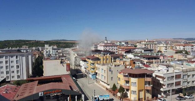 Antep'te canlı bomba kendini patlattı: 3 polis hayatını kaybetti