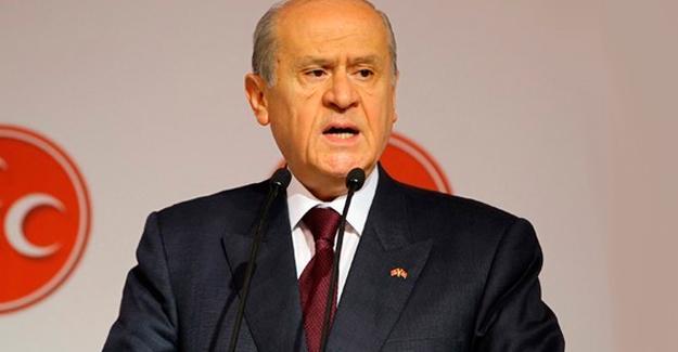 Bahçeli'den başkanlık çıkışı: Rejim krize doğru gidiyor
