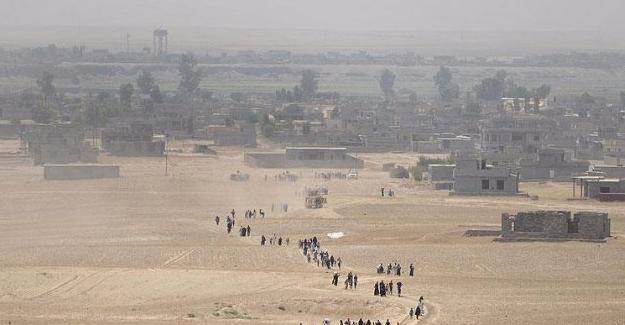 BM'den Musul'daki sivillerin güvenliği için çağrı