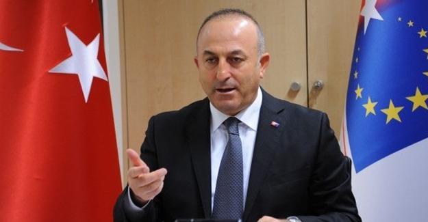 Çavuşoğlu: Biz Irak'ta mezhepçi yaklaşımlara hep karşı olduk