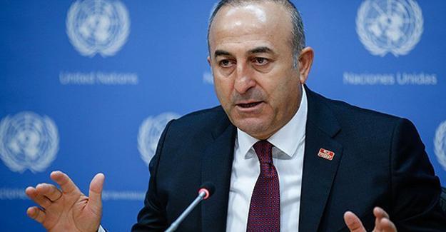 Çavuşoğlu: Musul operasyonuna çok yönlü katkı sağlıyoruz