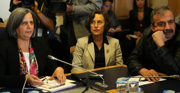 Darbe Komisyonu Gültan Kışanak'ı dinledi