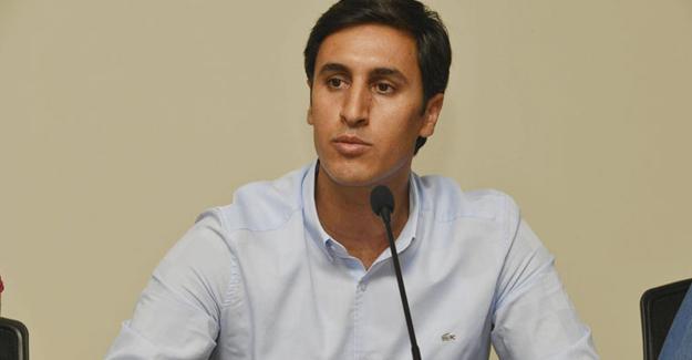 DBP Eş Genel Başkanı Kamuran Yüksek'in tahliyesine itiraz