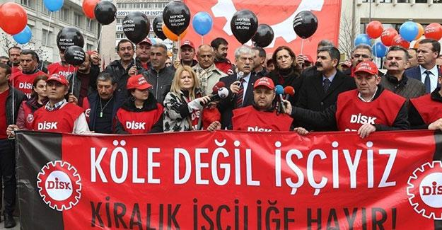DİSK'ten OHAL açıklaması: Türkiye'de yeni bir siyasi rejim kurulmak isteniyor