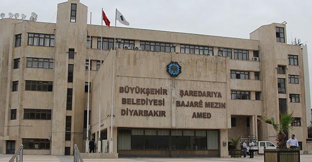 Diyarbakır Büyükşehir Belediyesi'ne inceleme