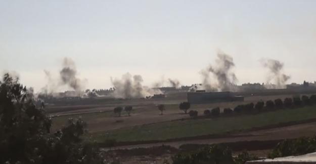 Afrin Savunma Bakanlığı'ndan açıklama