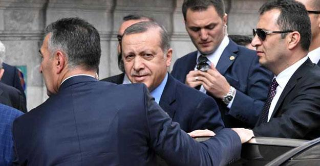Erdoğan: Bir adam gibi ölmek var, bir de madam gibi